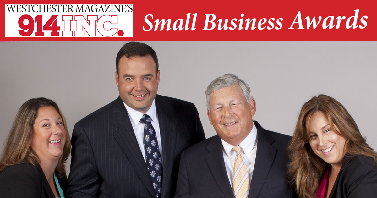 The Upperclass Wins Small Business Award