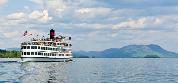 Lake George Day Cruise