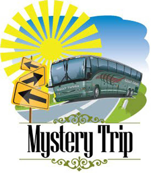 Spring Into Mystery - Mystery Trip - Let Us Surprise You!