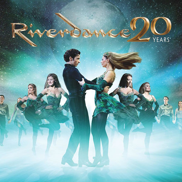 Riverdance - 20th Anniversary - Meet one of the Dancers!