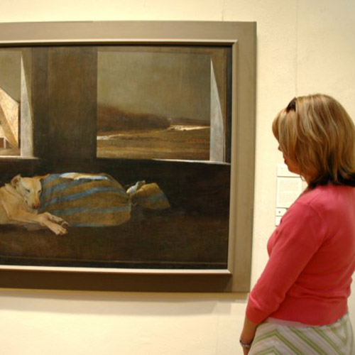 Special Exhibit: Andrew Wyeth 100th Anniversary