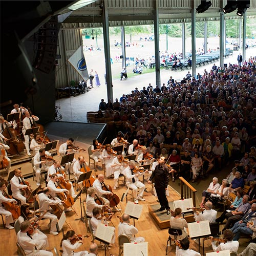 Beethoven at Tanglewood