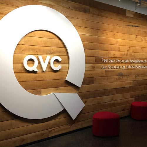 Behind the scenes at QVC Studios