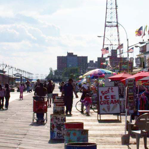 Brooklyn: Brighton Beach and The Boardwalk