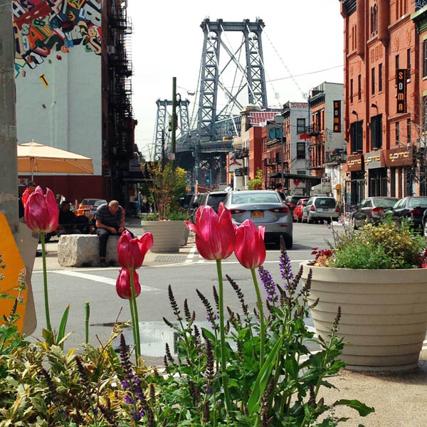 Brooklyn: Greenpoint and Williamsburg