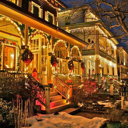 Cape May Victorian Holiday