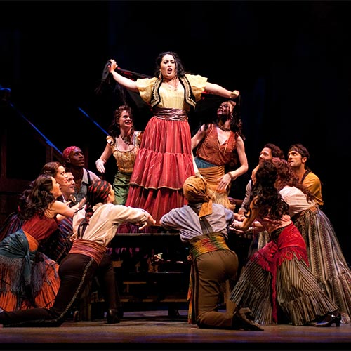 Carmen The Metropolitan Opera at Lincoln Center