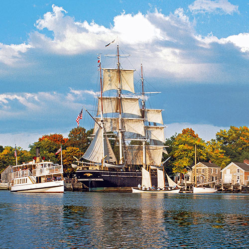 Chowder Festival at Mystic Seaport