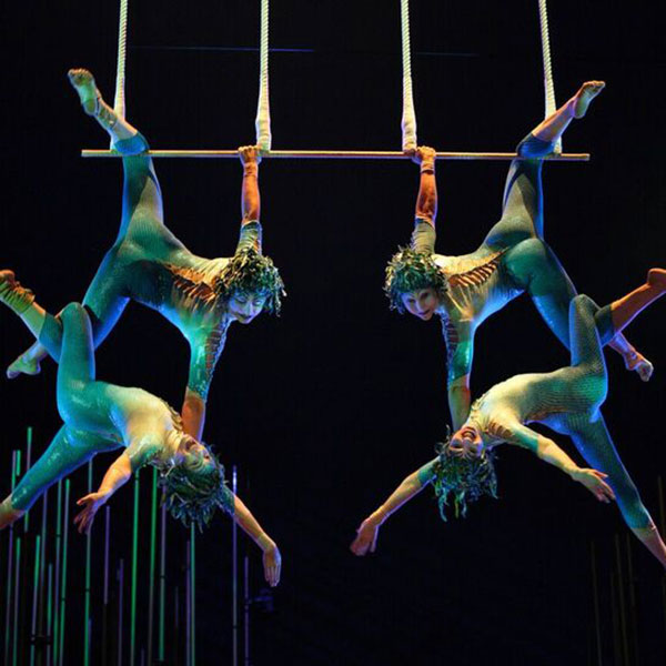 Cirque du Soleil Paramour on Broadway