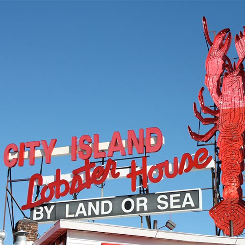 City Island Lobster Lunch & Guided Tour
