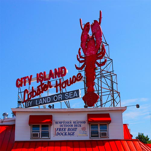 City Island Lobster and Sunset Cruise