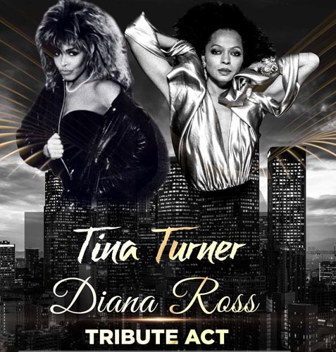 Diana Ross Tina Turner Tribute