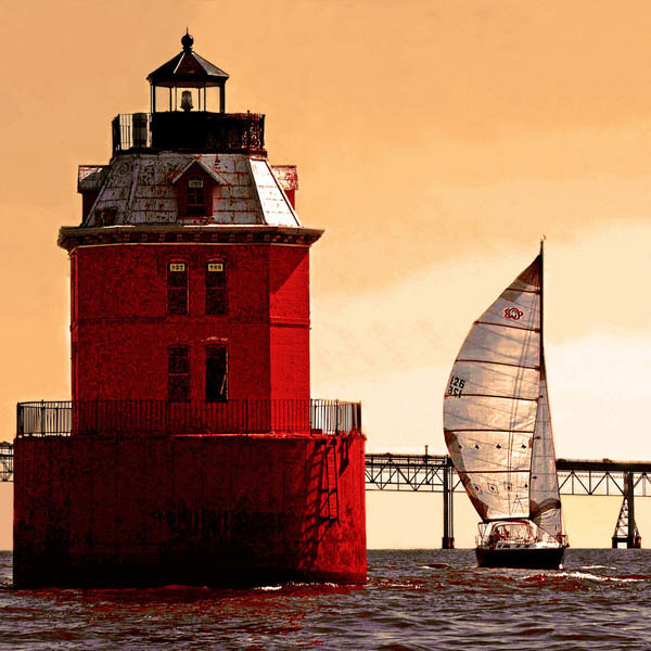 Great Lighthouses of the Chesapeake Bay