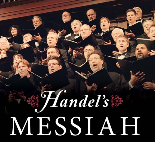 New York Philharmonic Handel's Messiah Presented at Lincoln Center