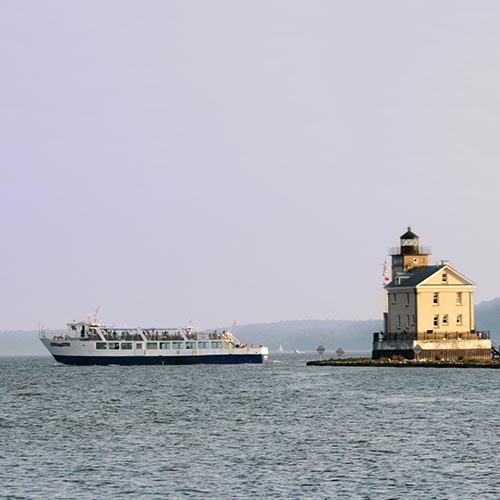 Hudson River Cruises Kingston Ny: Hudson River Cruise And Trolley Ride
