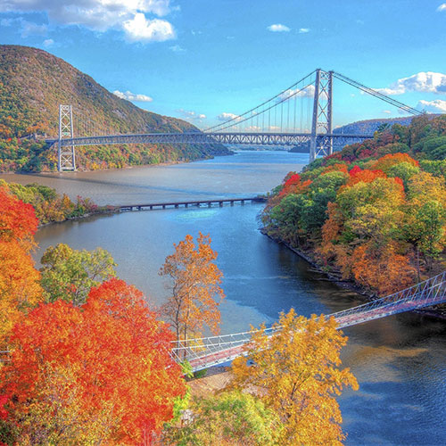 Hudson River Fall Foliage Cruise