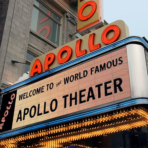 Iconic Theaters of NYC