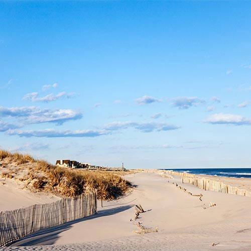 Indian Summer in the Hamptons