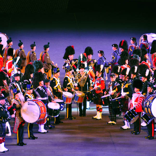 Scottish International Tattoo at West Point