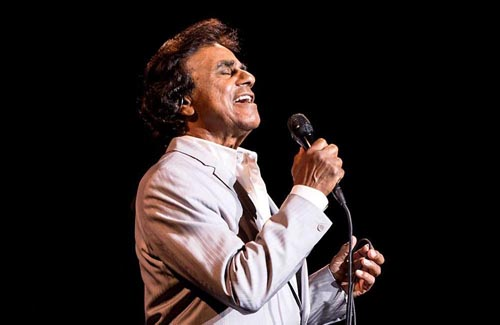 Johnny Mathis Live!