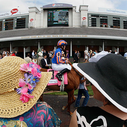 Go Baby Go! The 2018 Kentucky Derby at Churchill Downs