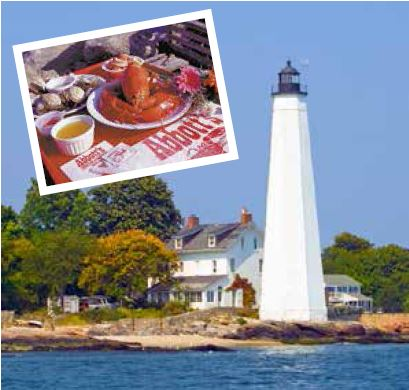 Lighthouse Cruise with Lobster Dinner