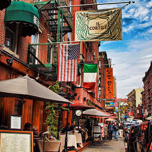 Little Italy, Arthur Avenue and Zabar's Mangia!