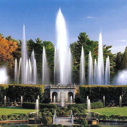 Longwood Gardens Fountain Premiere