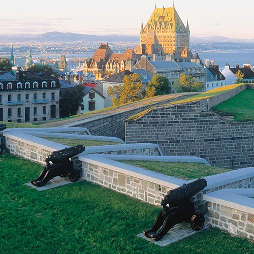 Magical Quebec City