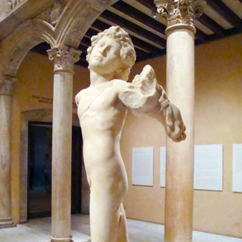 Michelangelo at the Metropolitan Museum of Arts