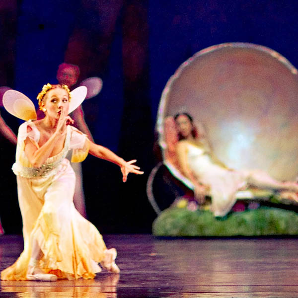 NYC Ballet Midsummer's Night Dream