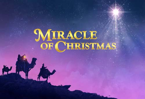 The Miracle of Christmas at Sight & Sound Theater