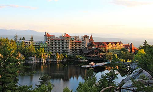 Mohonk Mountain House 150th Anniversary