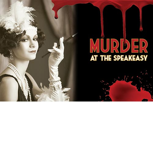 Murder at the Speakeasy Newport