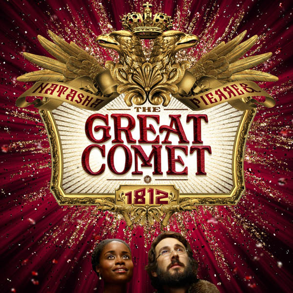 Natasha, Pierre and the Great Comet of 1812 starring Josh Groban