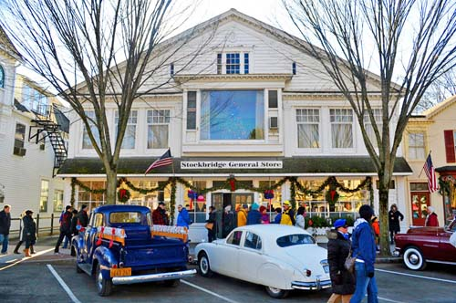 New England Christmas in The Berkshires