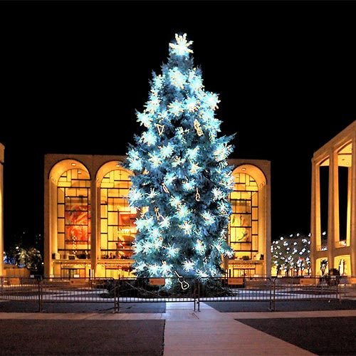 New Year's Eve: A Viennese Ball The New York Phiharmonic at Lincoln Center