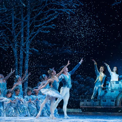 The Nutcracker Ballet at Lincoln Center