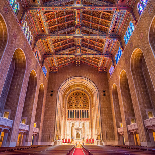 New York City's Great Houses of Worship