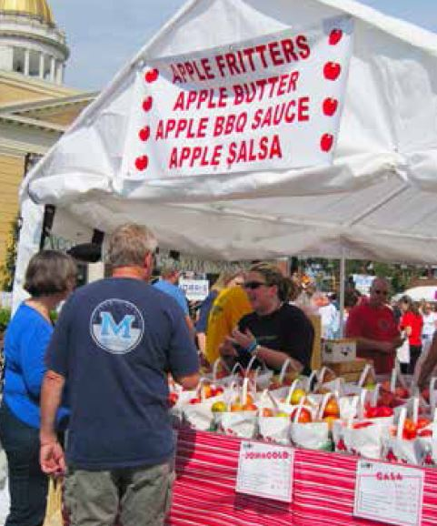 Apple Festival at Peddler's Village