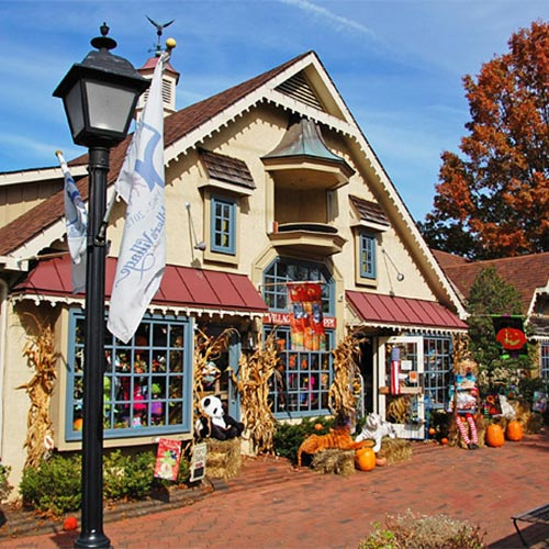 Peddler's Village Oktoberfeast