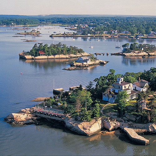 Private Cruise of Thimble Islands