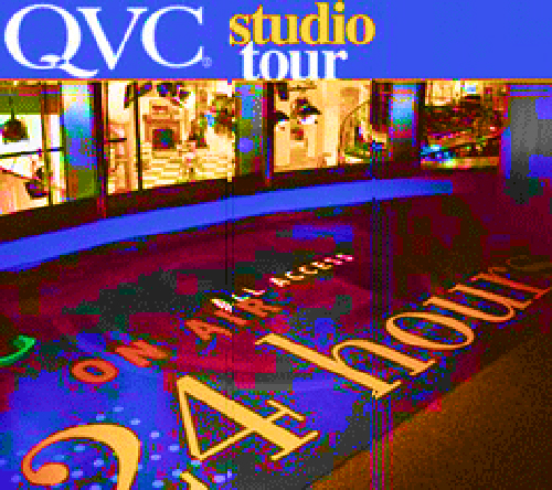 QVC Studios Behind the Scenes