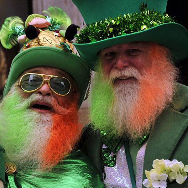 St. Patrick's Festival at the Staaten