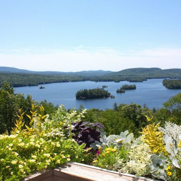 Summer in the Adirondacks