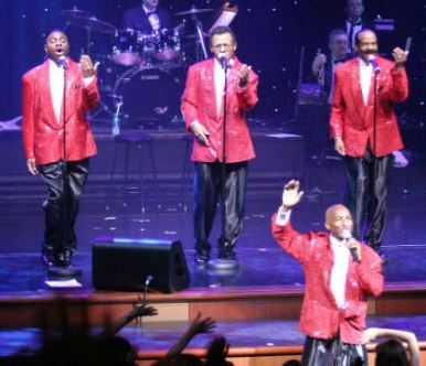 Tribute to the Temptations at Ace in the Hole