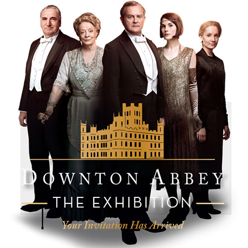 The Downton Abbey Exhibition