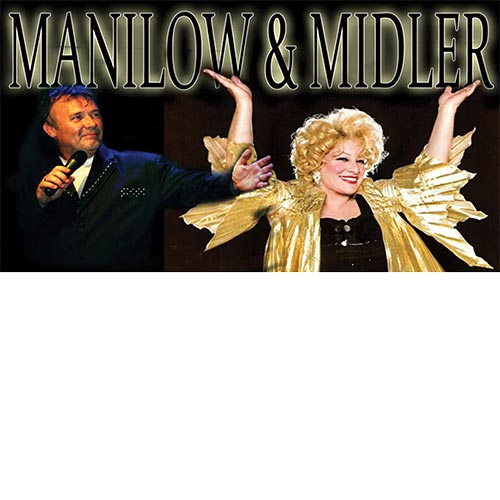 Musical Tribute to Manilow and Midler