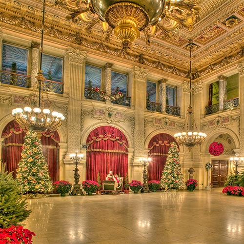 The Nutcracker Ballet - The Holiday Classic Performed inside a Newport Mansion