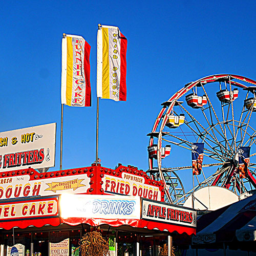 The 101th Annual Big E State Fair